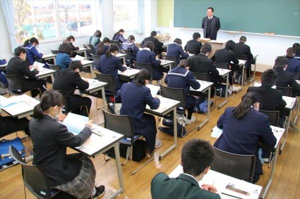 平成29年度入学者選抜試験実施