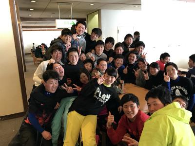3年保健体育類型 ウィンタースポーツ実習【3・4日目】
