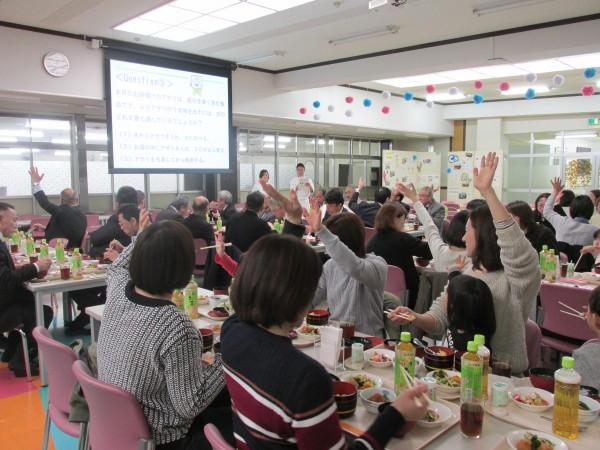 加須市CaFeメシ喫食会
