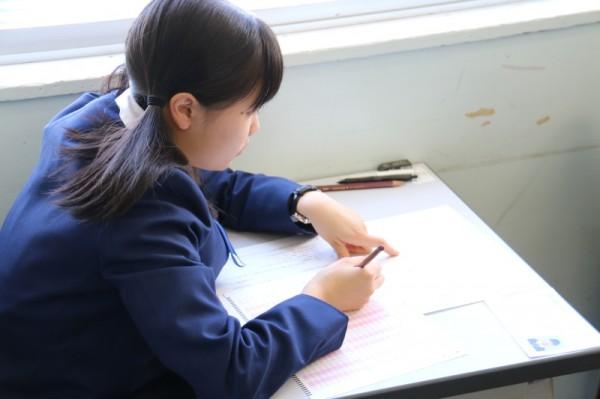 平成29年度 学級編制試験及び入学説明会実施