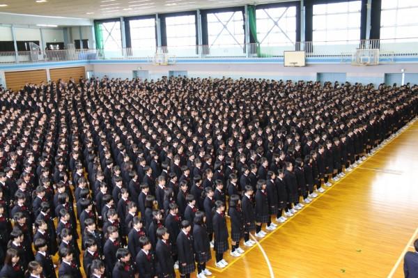 平成29年度 第1学期始業式