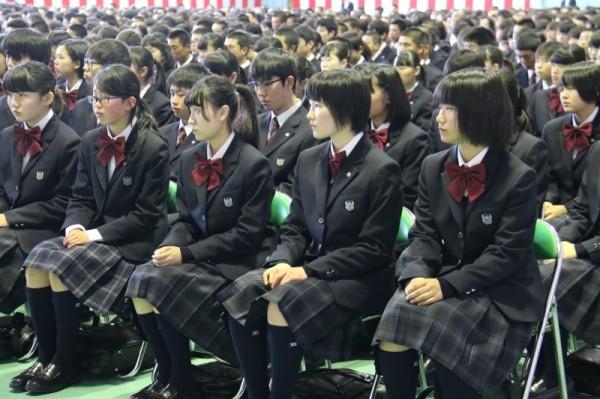 第36回入学式挙行