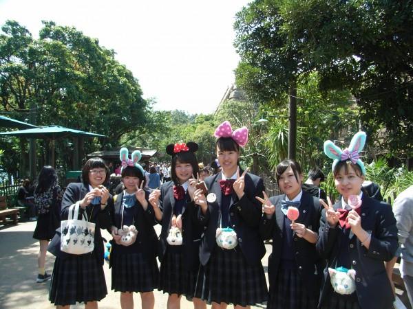 普通科3年生遠足 ディズニーシーへ!