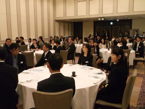 平成29年度 保護者会新旧役員歓送迎会 開催