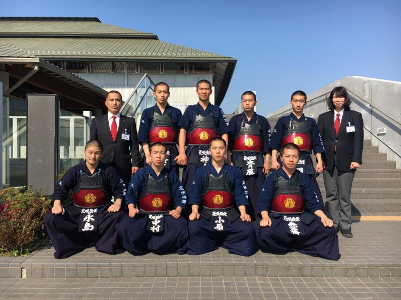 【剣道部】平成29年度 関東予選結果