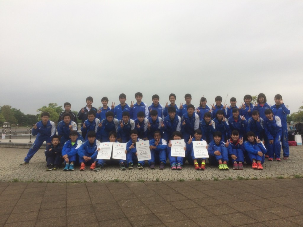 【陸上競技】学校総体埼玉県予選の結果✩複数種目で関東出場決める