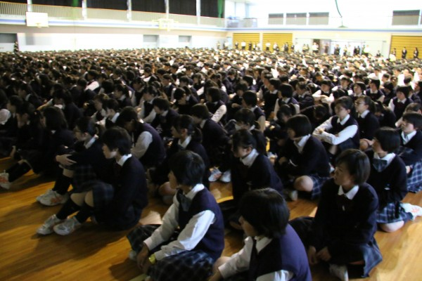 平成29年度 生徒総会 開催