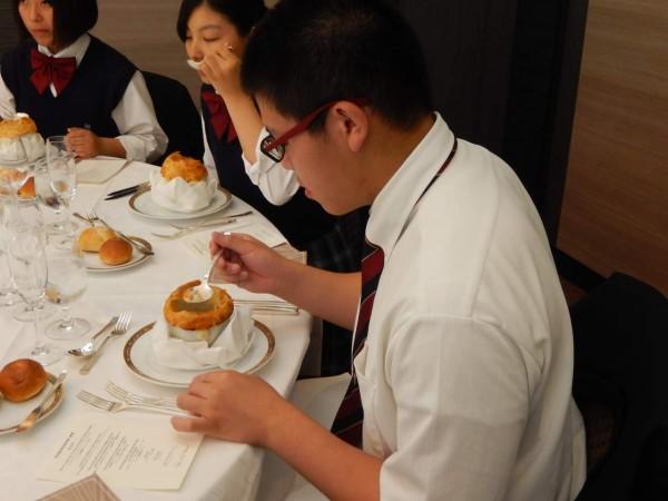 食育実践科2年 集中特別講習を実施
