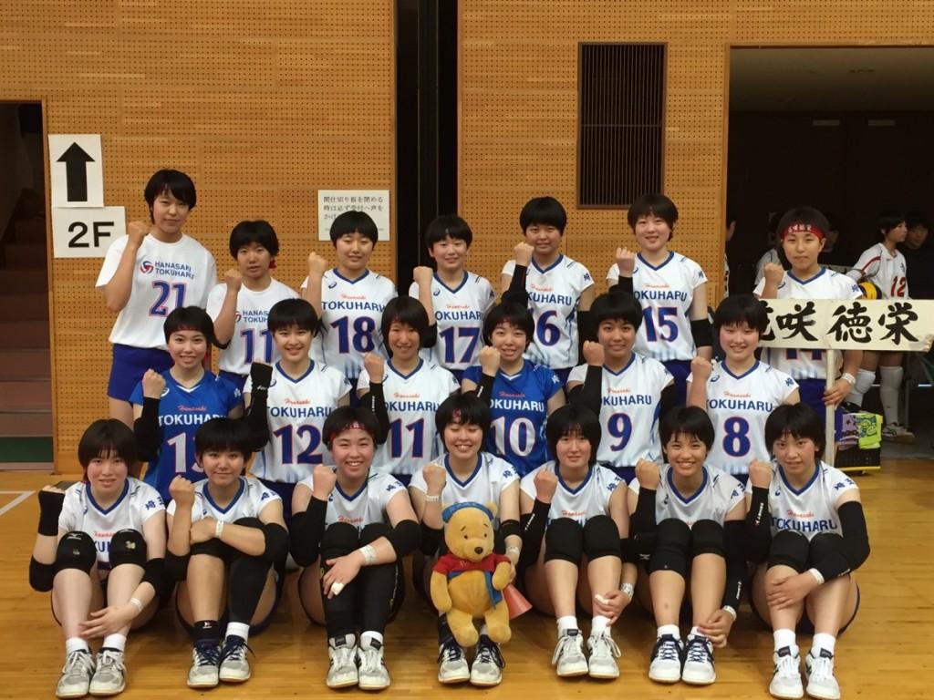 女子バレーボール部 インターハイ埼玉県予選会結果