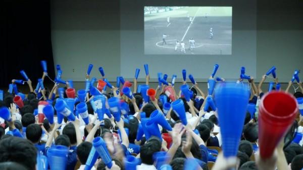 甲子園 決勝進出!!