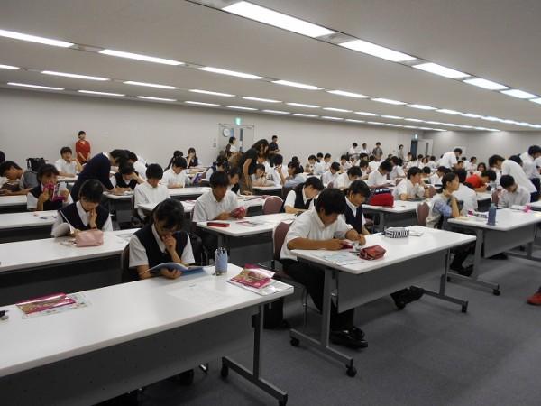 数学甲子園2017東京予選会、本校より7チーム24名が参加