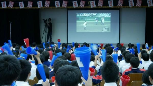 甲子園 2回戦勝利!