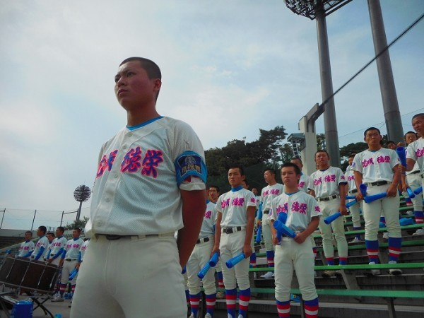 秋季高校野球準決勝勝利、3年連続12回目の秋季関東大会出場へ
