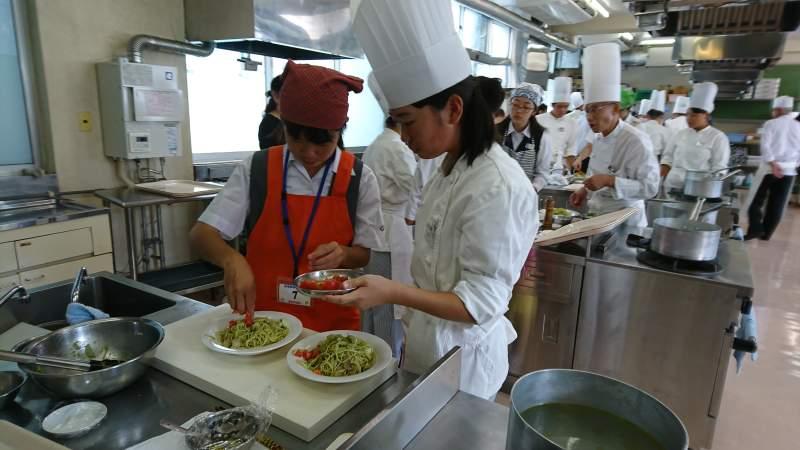 第1回 食育実践科体験会