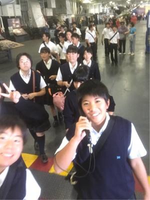 修学旅行第4班 2日目