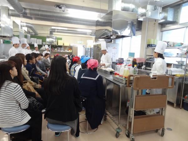 第4回 食育実践科体験会