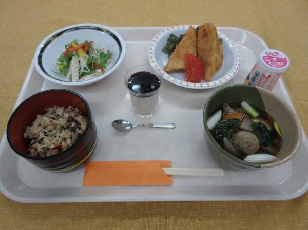 加須市民対象CaFeメシ試食会