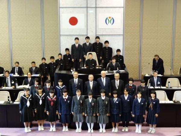 加須市青少年未来議会