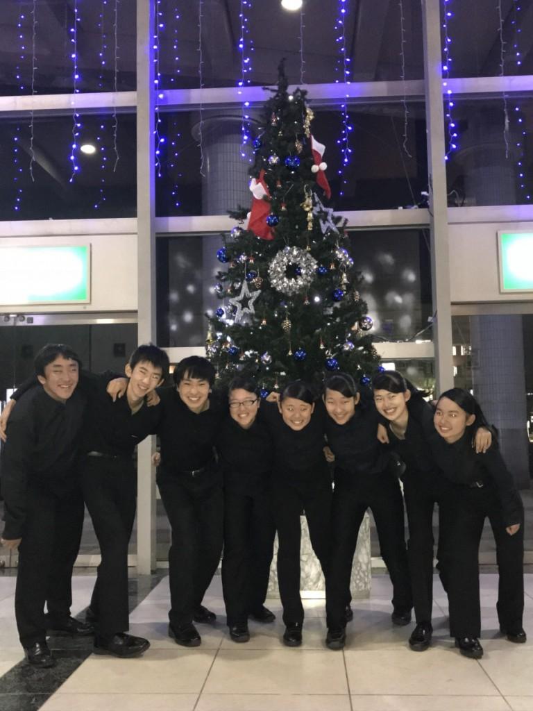 アンサンブルコンテスト金賞受賞