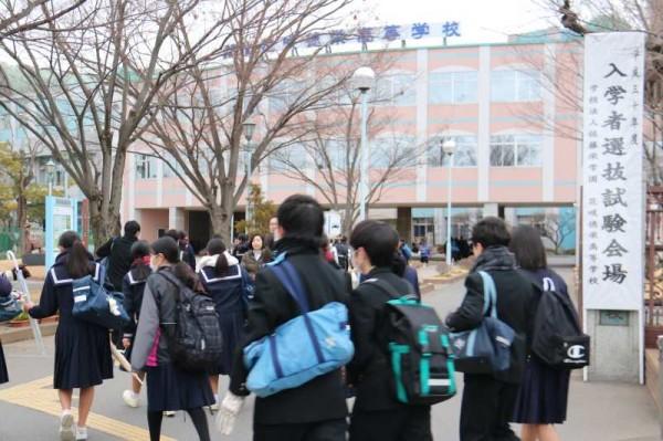 平成30年度第1・2回入学者選抜試験実施