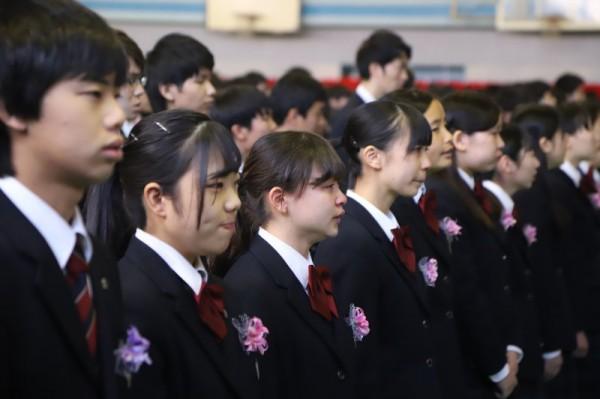平成29年度 第34回卒業証書授与式