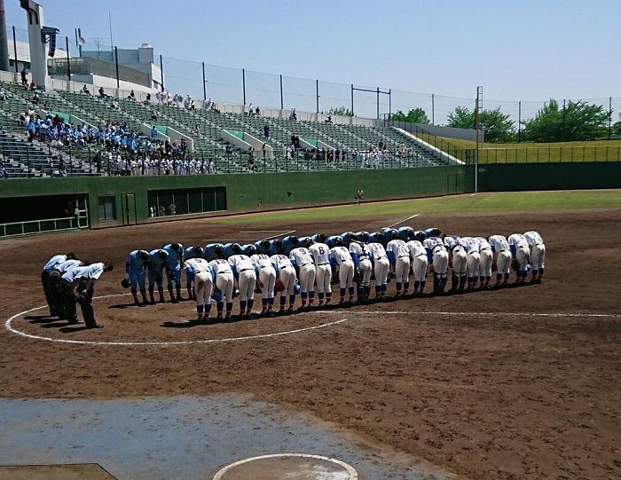 春季高校野球埼玉県大会3回戦勝利、準々決勝進出