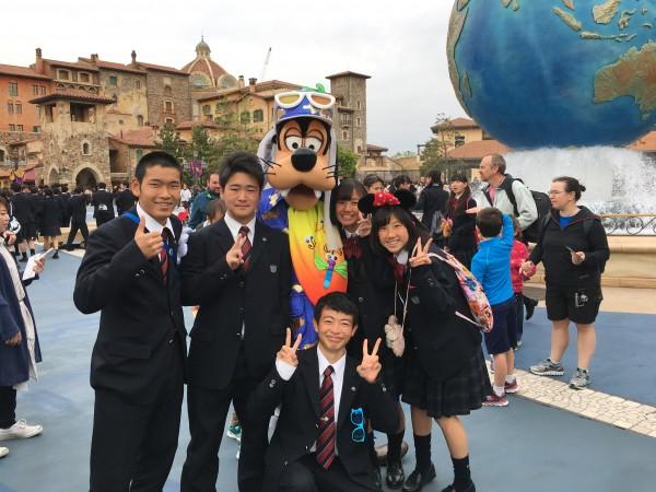 学年便り 3年その1 ~東京ディズニーシーへ!~