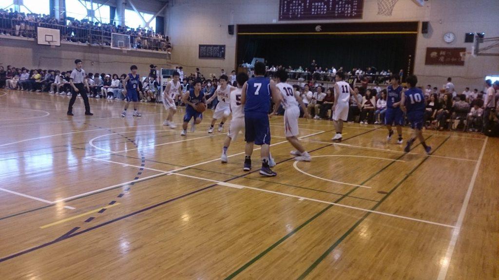 男子バスケットボール部 関東大会予選兼東部支部選手権大会結果