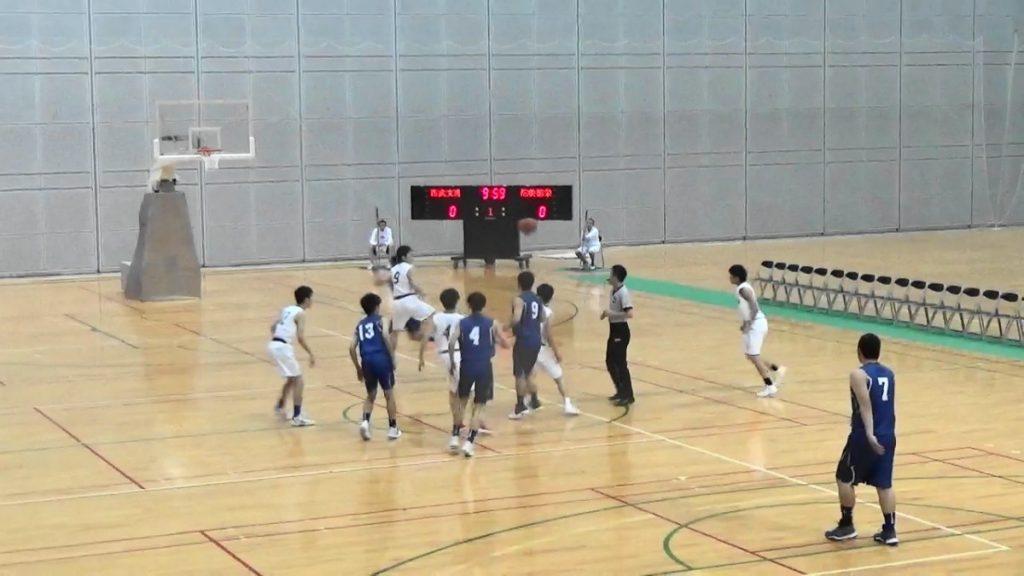 関東大会埼玉県予選結果(男子バスケットボール部)