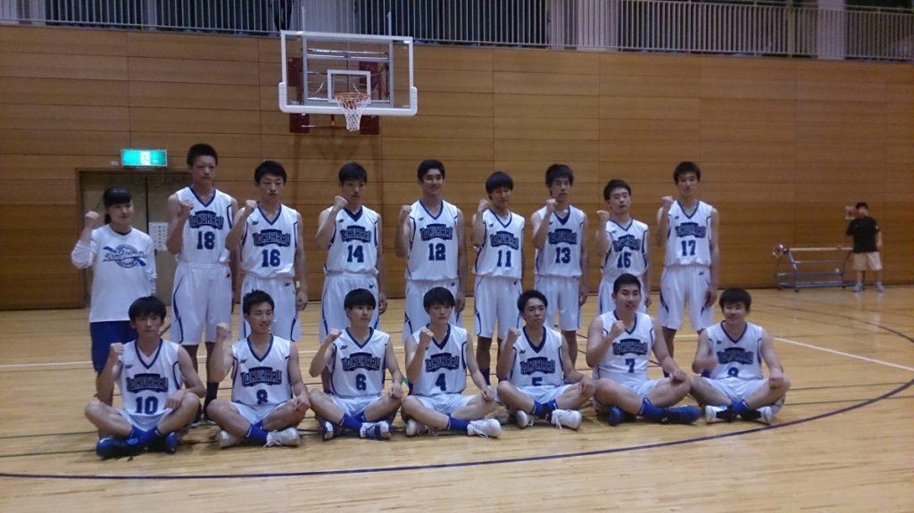 男子バスケットボール部 インターハイ埼玉県予選結果