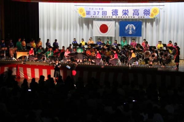 第37回 徳栄高祭が開催されました②
