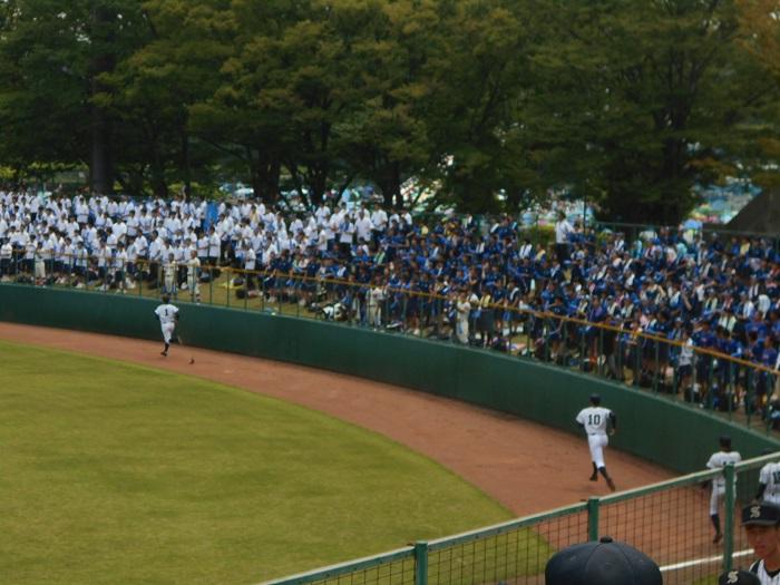 高校野球北埼玉大会4回戦、新井・杉本特大本塁打で3試合連続コールド勝ち