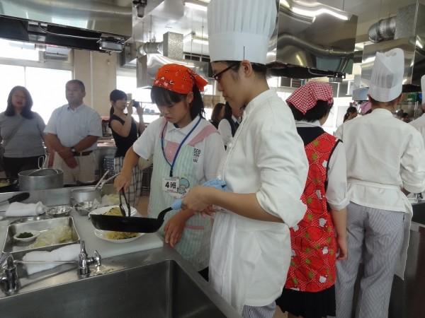 食育実践科の体験学習を実施しました。