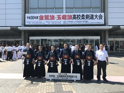 剣道部 夏季休業中活動報告