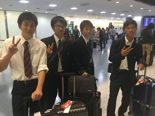 アメリカ修学旅行第3班報告5
