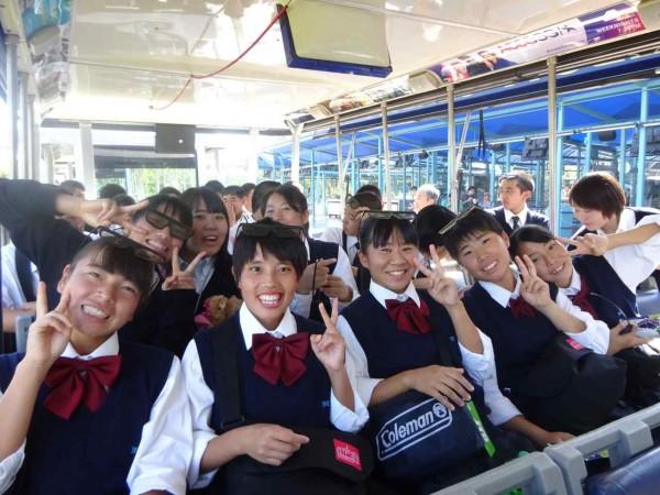 アメリカ修学旅行第1班報告4