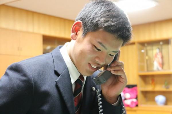 野村佑希君 日ハムからドラフト2位指名