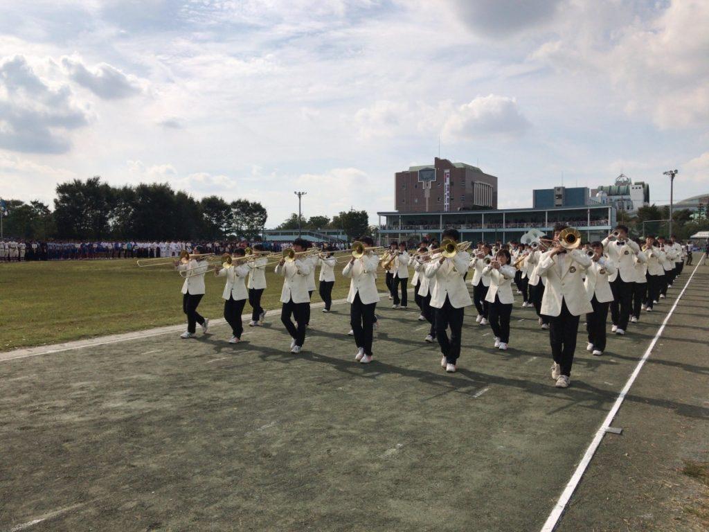 体育祭演奏