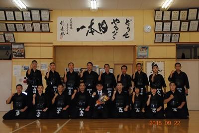 剣道部 9月の活動