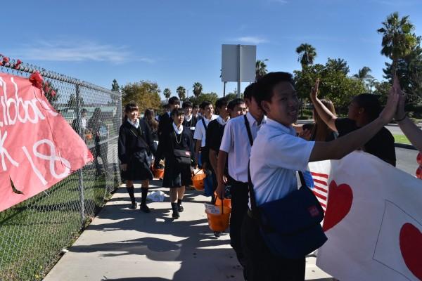 アメリカ修学旅行第5班報告4