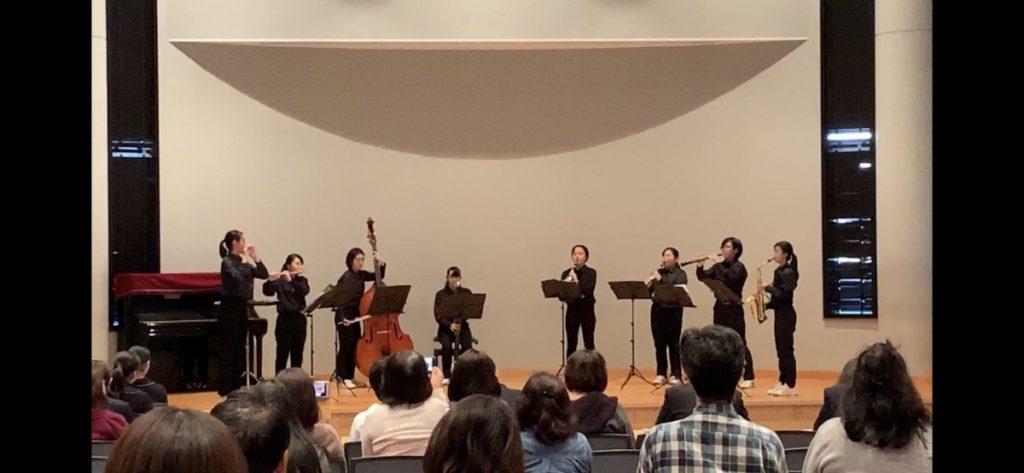 第4回JBA埼玉県部会アンサンブルコンテスト
