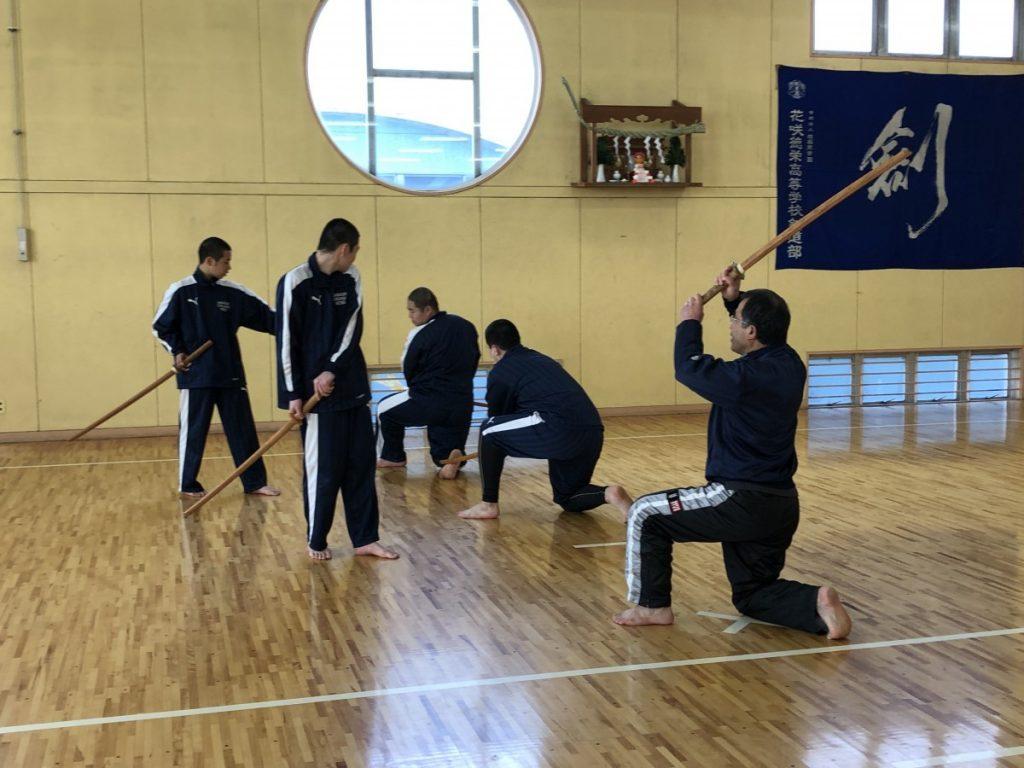 剣道部 昇段審査結果