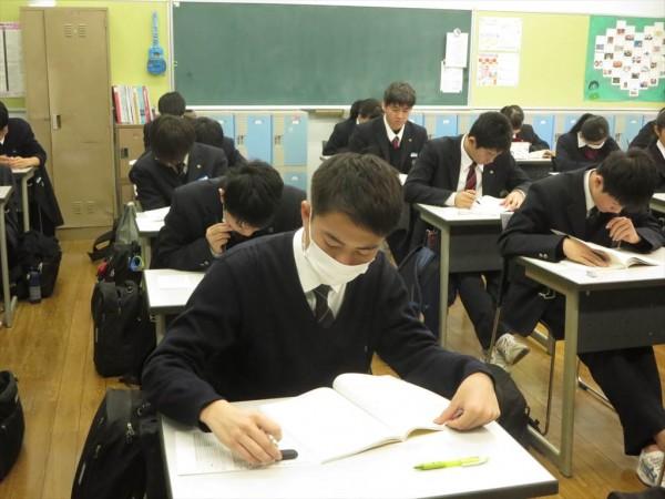 今週末はいよいよセンター試験!!