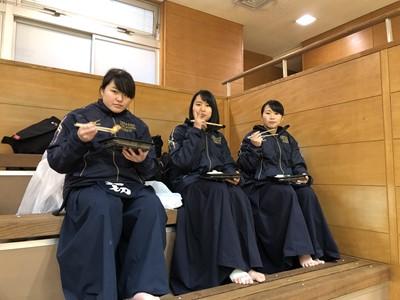 剣道部 12月の活動