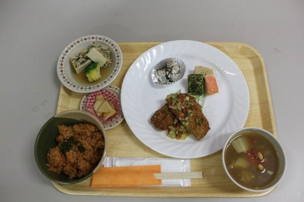 保護者&加須市民対象スタメシ試食会を開催