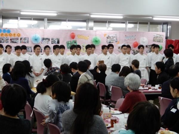 午餐会を開催しました