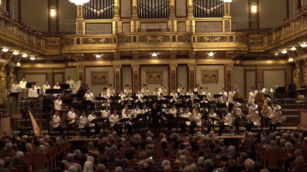 ウィーン楽友協会で演奏会を行いました!