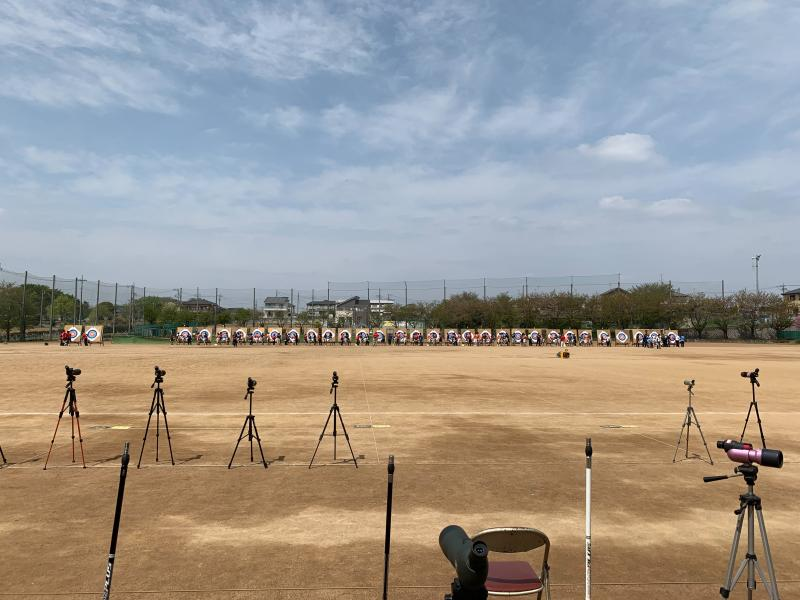 第120回埼玉県公認記録会が行われました。