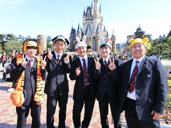第2学年 普通科遠足 東京ディズニーランドへ!