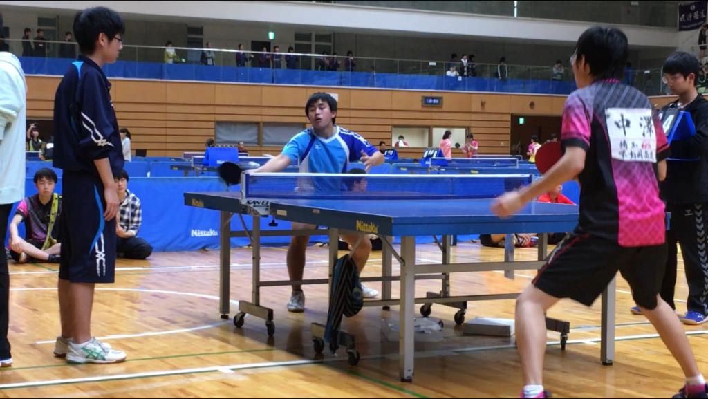 平成31年度 東部地区卓球大会 試合結果報告